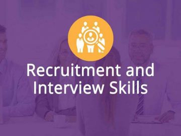 Recruitment and Interview Skills Course